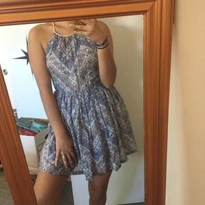 NWT Urban Outfitters Halter Dress